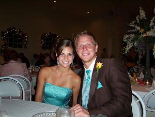 , Brandon and Casey's Wedding Day