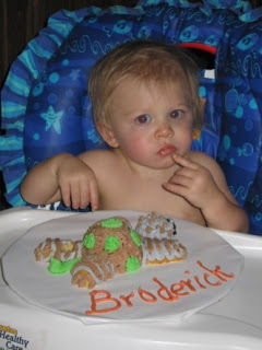 , Brode's First Birthday