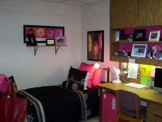 , Brooke's Dorm