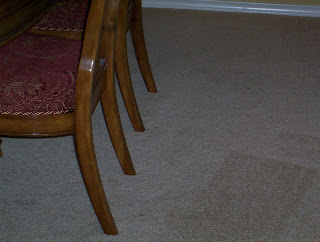 , My New Carpet (I don't have any cute kids to blog about…so I blog about my house)!
