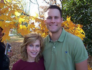 , Ryan and Jennifer's wedding weekend