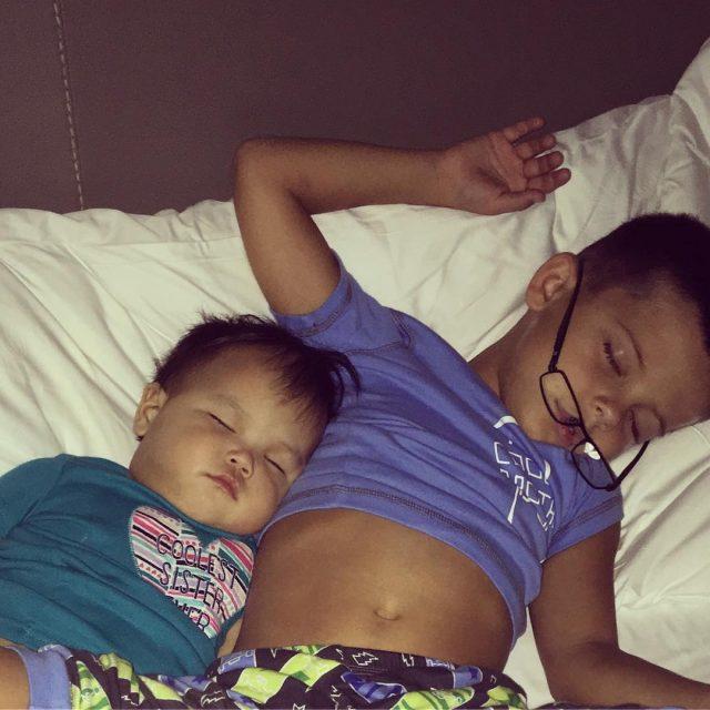Goodnight from China  adoptingmadeleyjames