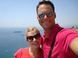 , Our Italian Riviera Cruise