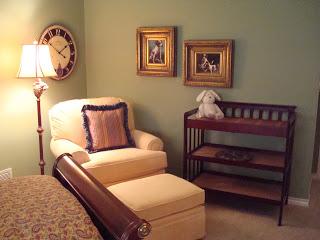 , Baby Shull's Room