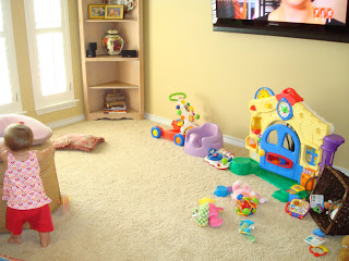 , Our new play room!