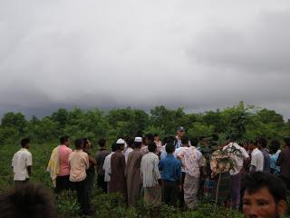 , Trip to Bangladesh