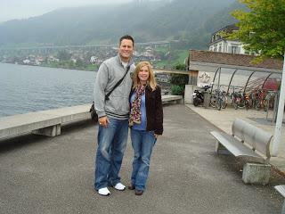 , Italy and Switzerland!