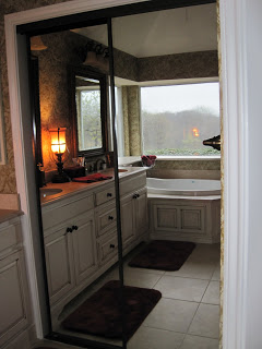, Bathroom Before and After
