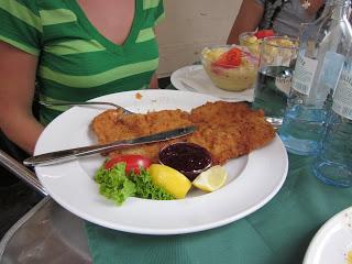 , K & S go to Europe: Day 5 Vienna