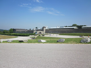 , K & S go to Europe: Day 8 Mauthausen