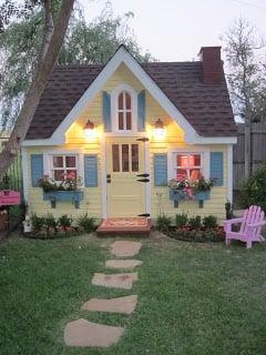 , Kensington Cottage