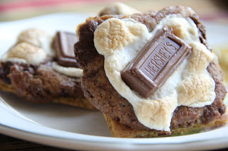 S'Mores Cookies Recipe, S'mores Cookies