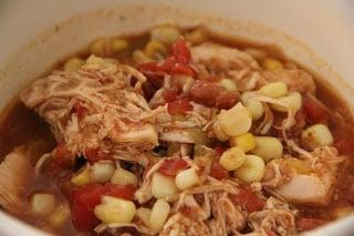 Slow Cooker Chicken Tortilla Soup Recipe, Dinner Tonight: Slow Cooker Chicken Tortilla Soup