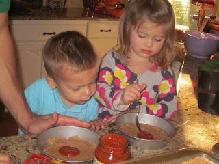 , Little Chefs