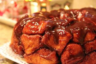 Chocolate Monkey Bread Recipe, Chocolate Monkey Bread