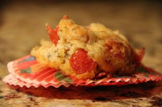 Pepperoni Pizza Muffins Recipe, Pepperoni Pizza Muffins
