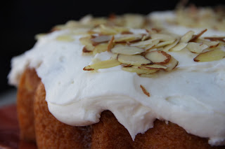 Almond With Strawberry Jam Bundt Cake Recipe, Bundt Cake #22: Almond with Strawberry Jam