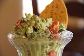 Tab's Guacamole Recipe, Tab's Guacamole