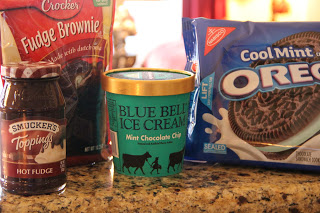 Mint Chocolate Oreo Style Cookies And Cream Brownies Recipe, Cookies and Cream Brownies: Mint Chocolate Oreo Style