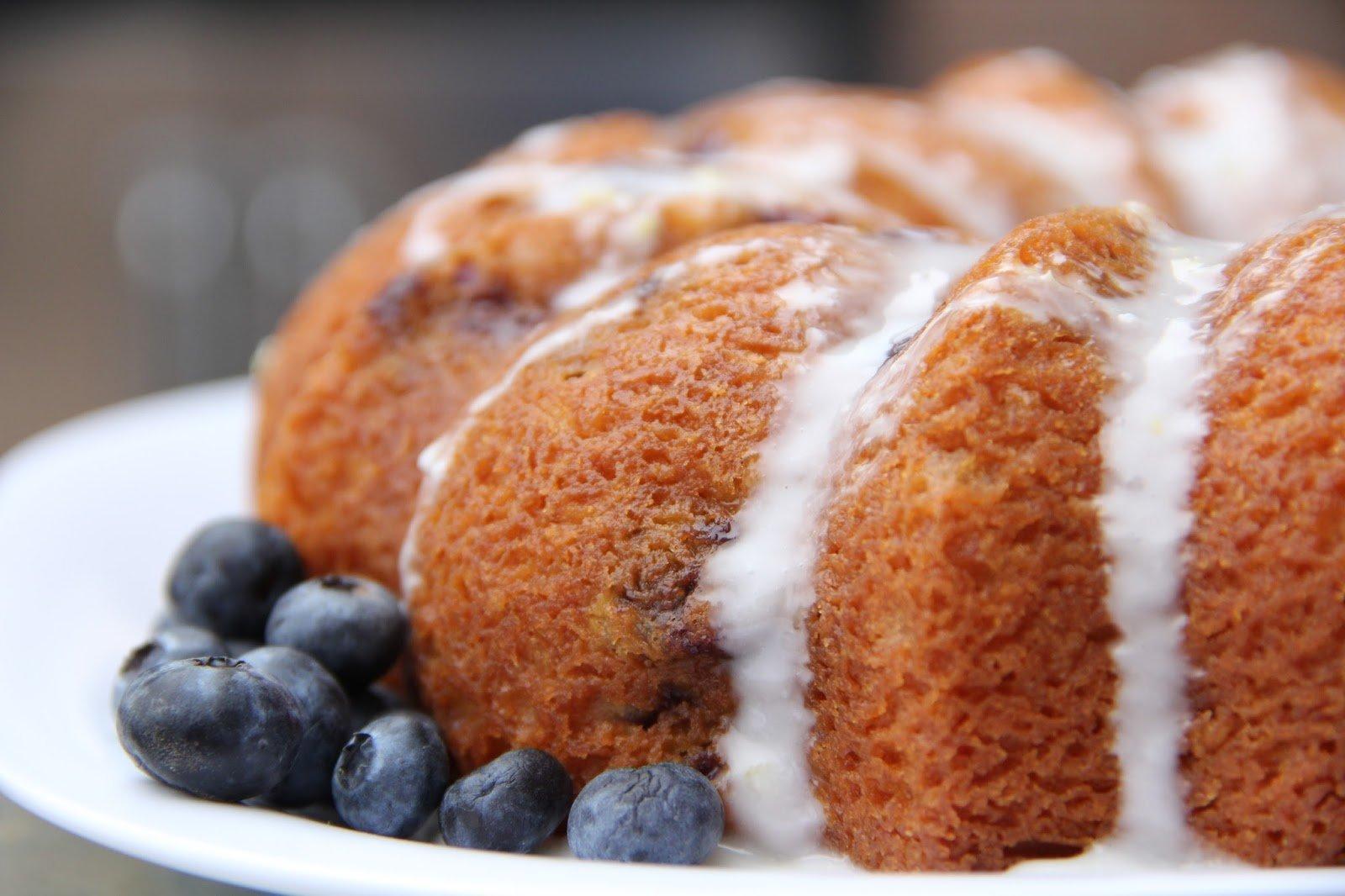 Bundt Cake 30 Fresh Blueberry Mix And Match Mama