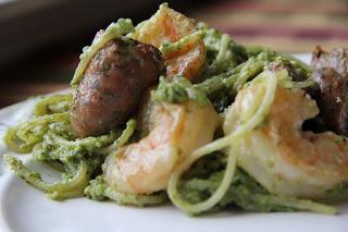 Pesto Pasta Recipe, Dinner Tonight: Pesto Pasta