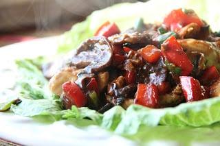 Chicken Lettuce Wraps Recipe, Dinner Tonight: Chicken Lettuce Wraps
