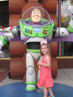 , Disney World Day 1