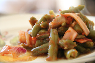 Bbq Green Beans In The Slow Cooker Recipe, BBQ Green Beans in the slow cooker