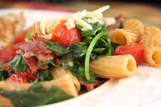 Blt Pasta Recipe, Dinner Tonight: BLT Pasta