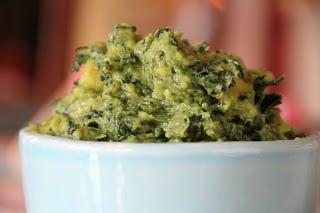 Spinach Guacamole Dip Recipe, Spinach Guacamole Dip