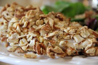 Pretzel Crusted Chicken Recipe, Dinner Tonight: Pretzel Crusted Chicken