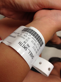 , Smith goes to the ER