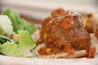Meatball Sliders Recipe, Dinner Tonight: Meatball Sliders