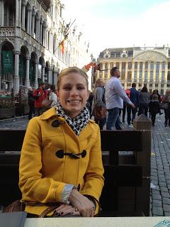, Belgium & Holland Day 3: Brussels