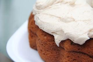 Bundt Cake Recipe, Bundt Cake #59 Pumpkin Spice Latte