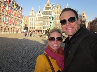 , Belgium & Holland Day 6: Breendonk