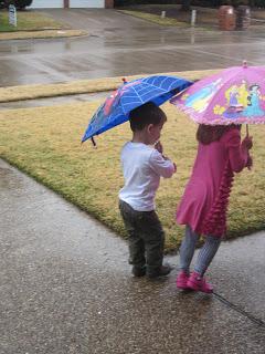 """, Rainy Day """"Yes"""" Mom"""