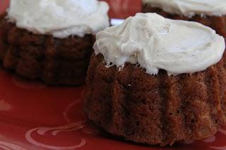 Carrot And Zucchini Bundt Cake Recipe, Bundt Cake #83: Carrot and Zucchini