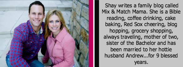 , Love & Marriage Blog Series