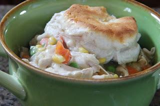 Chicken Pot Pie Recipe, Dinner Tonight: Chicken Pot Pie