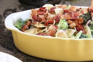 Broccoli & Grape Pasta Salad Recipe, Broccoli & Grape Pasta Salad