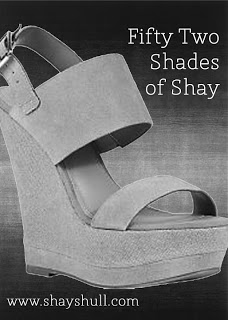 , Fifty Two Shades of Shay: Blogging