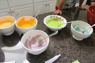 Rainbow Bundt Cake Recipe, Bundt Cake #99: Rainbow