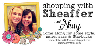 , Shopping with Sheaffer & Shay: Back to School Edition