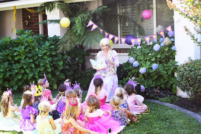 , Fifty Two Shades of Shay: Hosting a Kid's Birthday Party