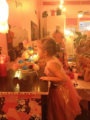 , Kensington's Pop Star Party!