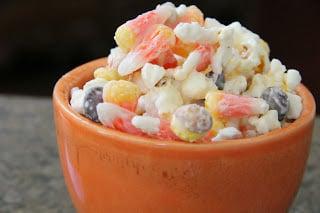 Halloween Popcorn Recipe, Halloween Popcorn