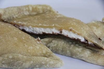 Nutella S'More Pie Bites Recipe, Nutella S'more Pie Bites