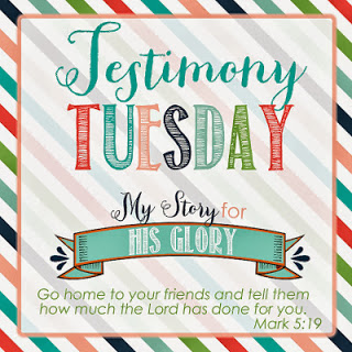 , Testimony Tuesday!