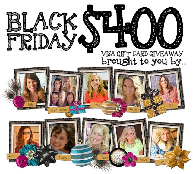, Black Friday Giveaway!